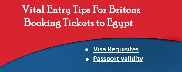 Tickets to Egypt