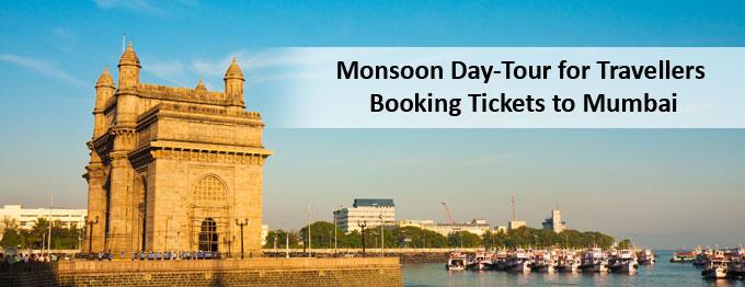 Tickets to Mumbai