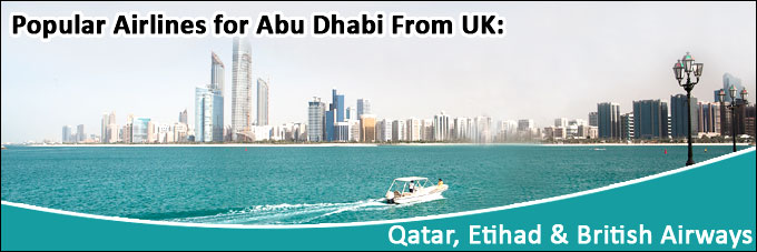 Air Tickets to Abu Dhabi