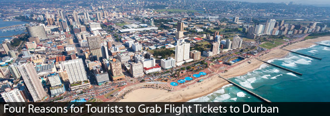 Cheap Tickets to Durban