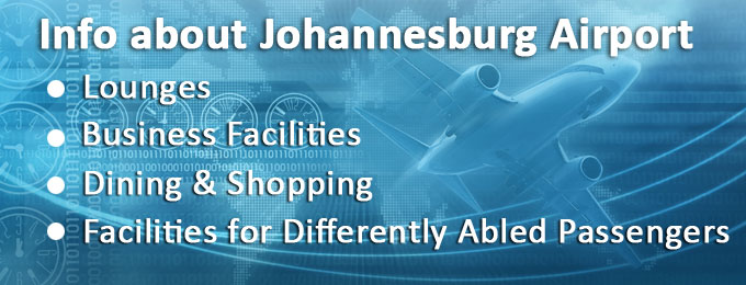 Tickets to Johannesburg