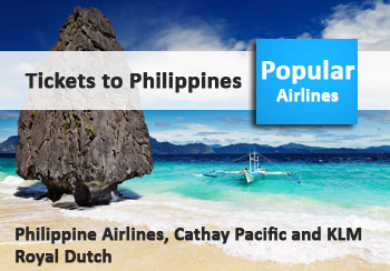 Tickets to Philippines