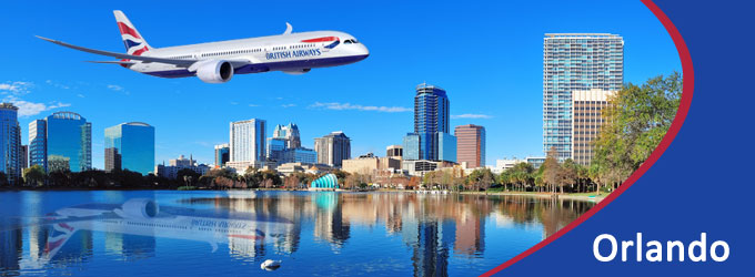 Information for Flying British Airways to Orlando