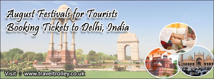 Tickets to Delhi