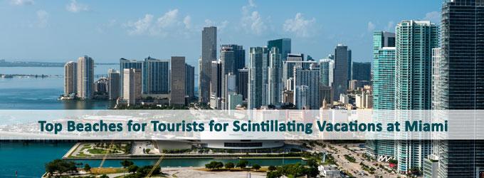 Top Beaches at Miami