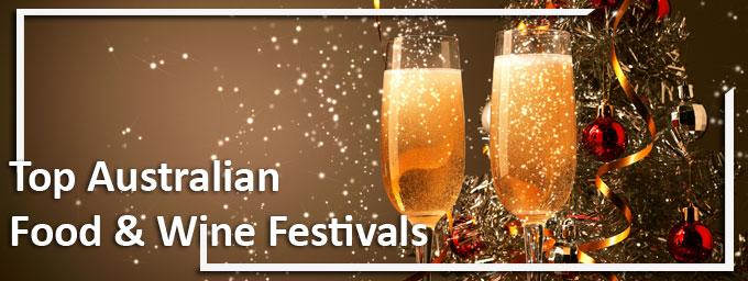 Top Australian Food & Wine Festivals