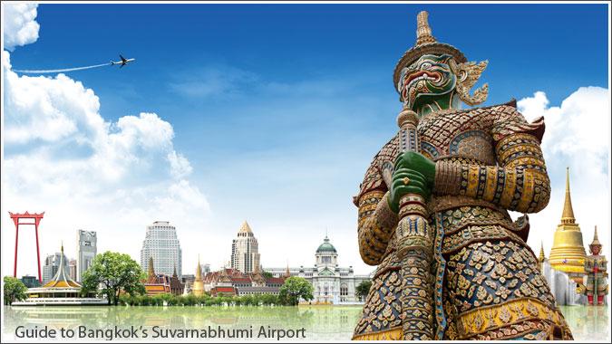 Bangkok-Suvarnabhumi-Airport
