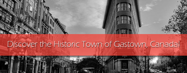Discover-the-Historic-Town-of-Gastown,-Canada