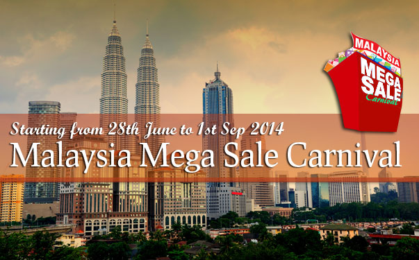 Malaysia Mega Sale Carnival Traveller S Perk And Shopper