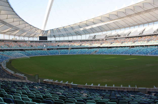 Moses Mabhida Stadium by Mohammed Moosa / CC BY