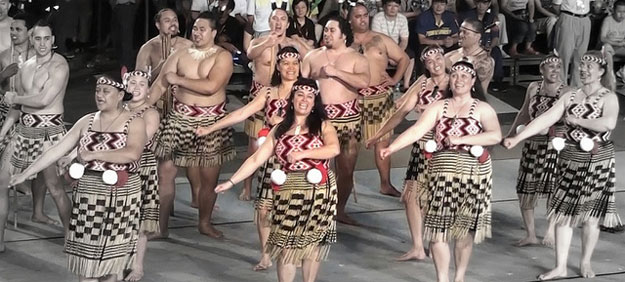 New Zealand Dance by New Zealand Dance/ CC BY