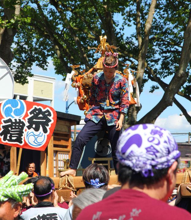 Powell Street Festival by GoToVan / CC BY