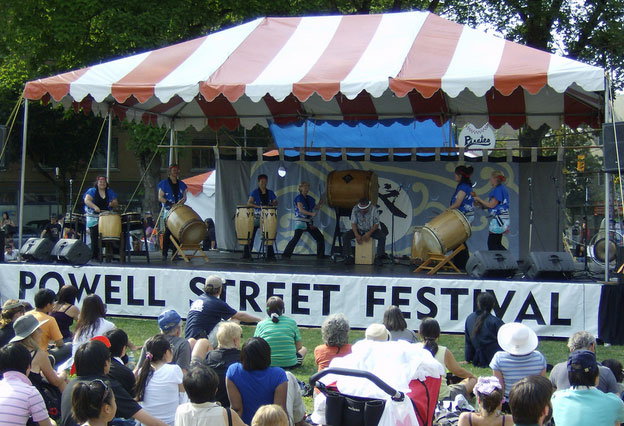 Powell Street Festival by Michael / CC BY