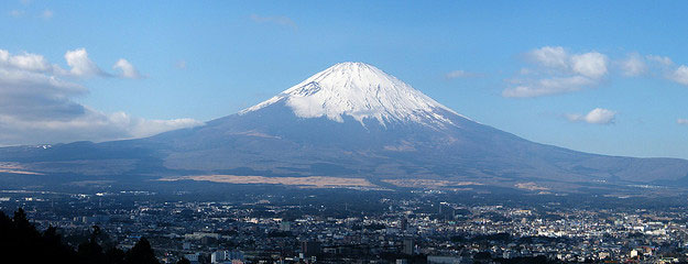 Mount Fuji by Emran Kassim/ CC BY