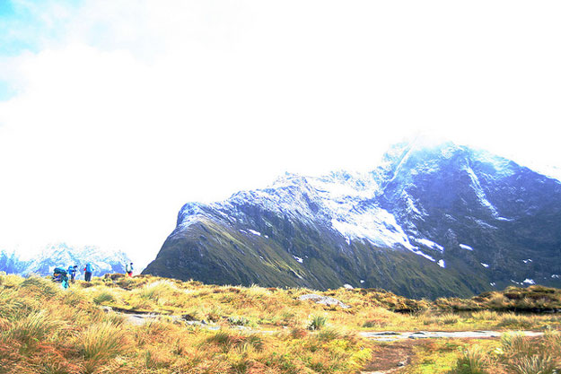 Milford Track by Fred Hsu/ CC BY