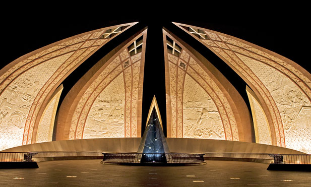 Monument-in-Islamabad