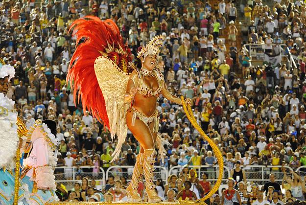 Rio Carnival  by Leandro Neumann Ciuffo/ CC     BY