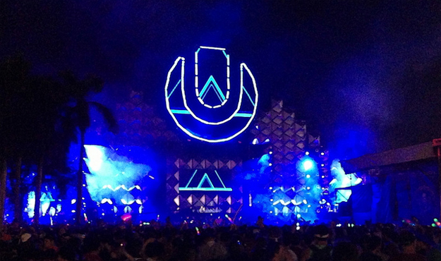 Ultra Music Festival by Ines Hegedus-Garcia/ CC BY