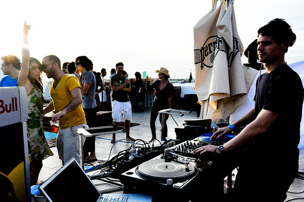 BPM Festival by Mike Reger/ CC BY