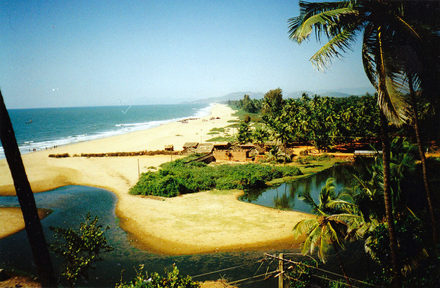 Gokarna by Jo Kent/ CC BY