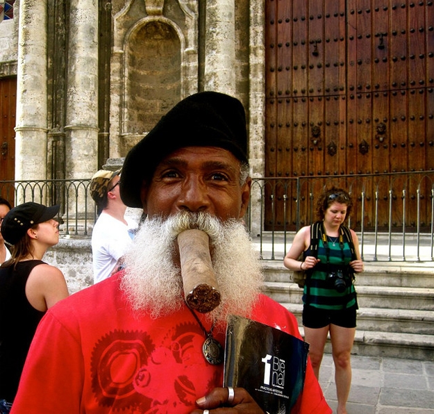 Festival of Havana Cigar  by Hailey Toft/ CC BY