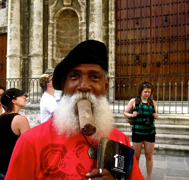 Festival of Havana Cigar  by Hailey Toft/ CC BY