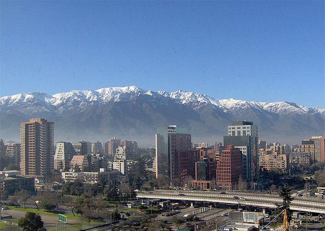 Santiago  by you know patrickcoe/ CC BY