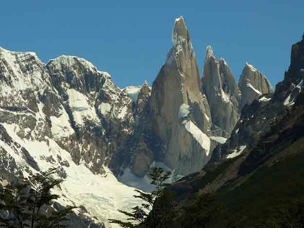 Cerro Torre, Patagonia, Argentina by lluis Cabarrocas Ribas/ CC BY