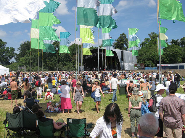 WOMAD festival by gentlebird/ CC BY