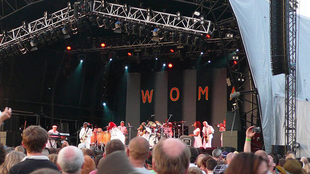 World of Music, Arts & Dance festival by Smoobs/ CC BY