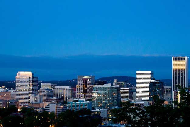Portland by Razvan Orendovici/ CC BY
