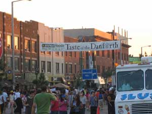 Taste of the Danforth  by makeshiftlove/ CC  BY