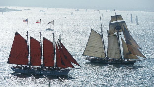 Gloucester Schooner Festival  by Michael R Perry/ CC BY