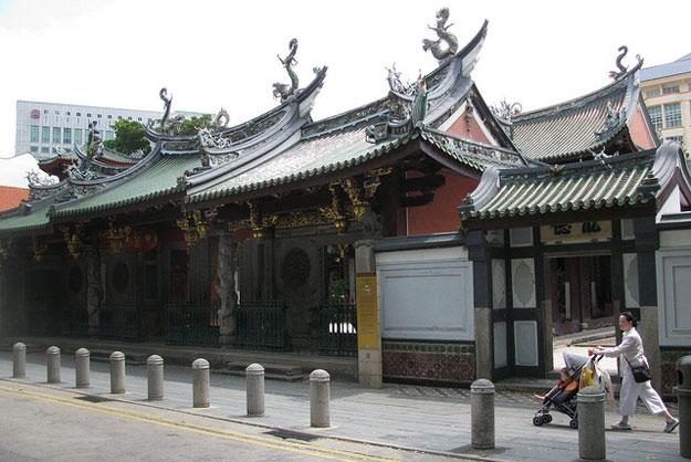 Thian Hock Keng Temple by Pablo Sanchez/ CC BY