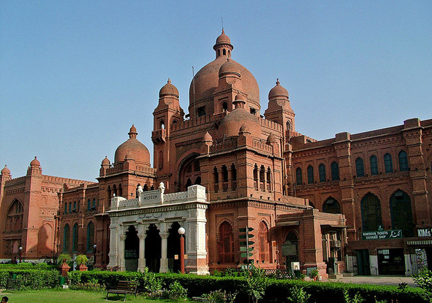 Lahore Museum by Guilhem Vellut/ CC BY