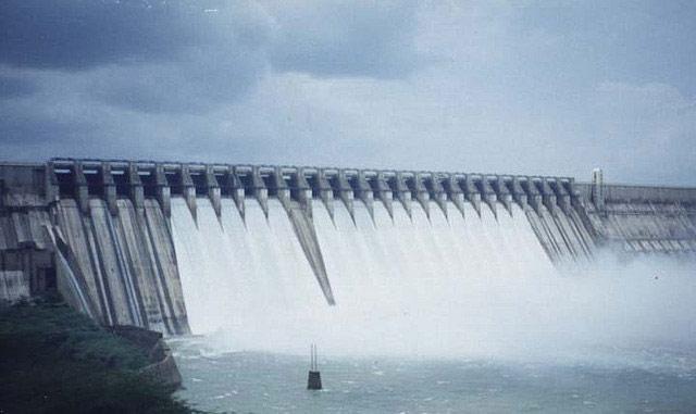 Nagarjuna-Sagar-Dam