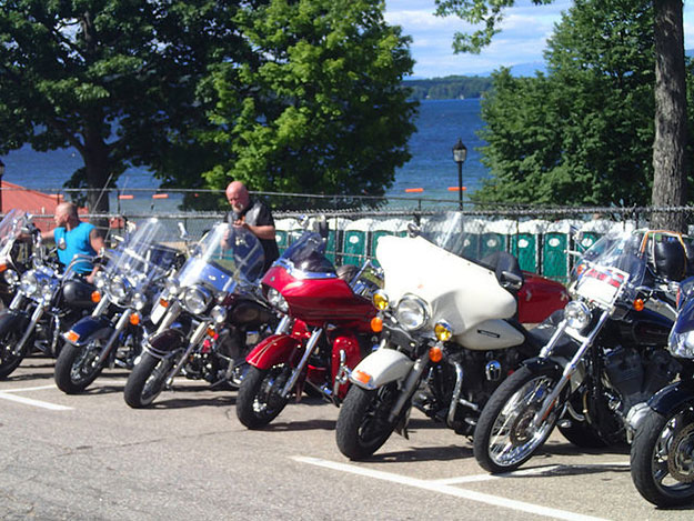 Laconia Bike Week by Carter Brown/ CC BY