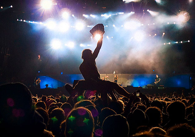 Werchter Rock Festivalby Christian HolmerCC BY