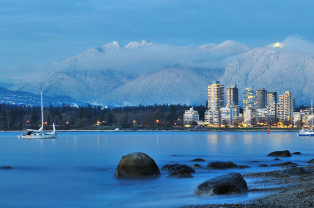 Image result for vancouver nature in winter