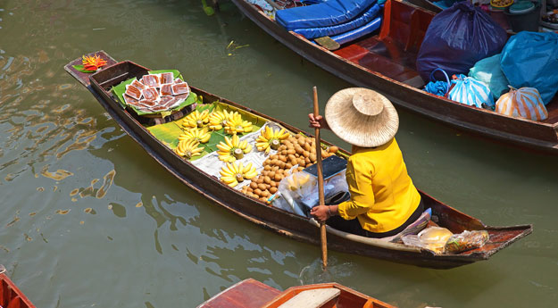 Floating-Markets