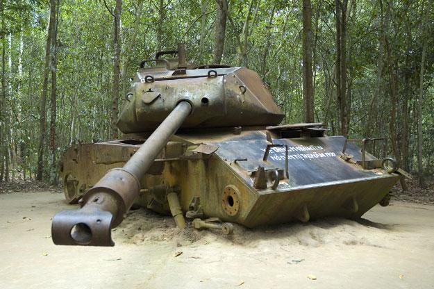 Vietnam-Military-History-Museum