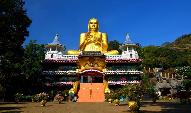 Dambulla-Cave-Temple-Dambulla