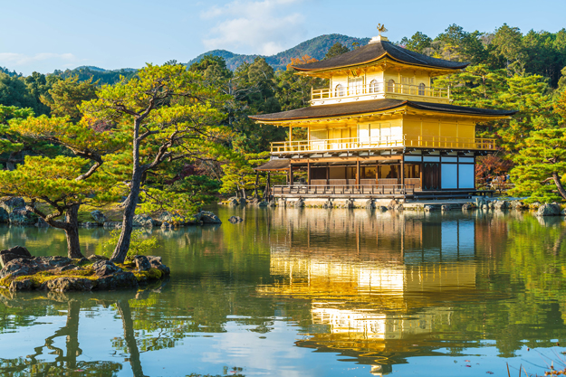 Kinkaku-ji-The-Golden-Pavilion