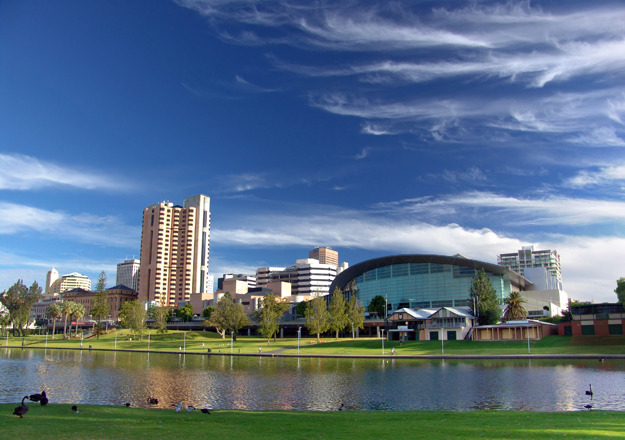 Adelaide,-Australia